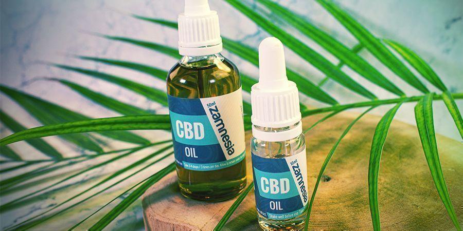 Aceite De CBD (Zamnesia) 10%