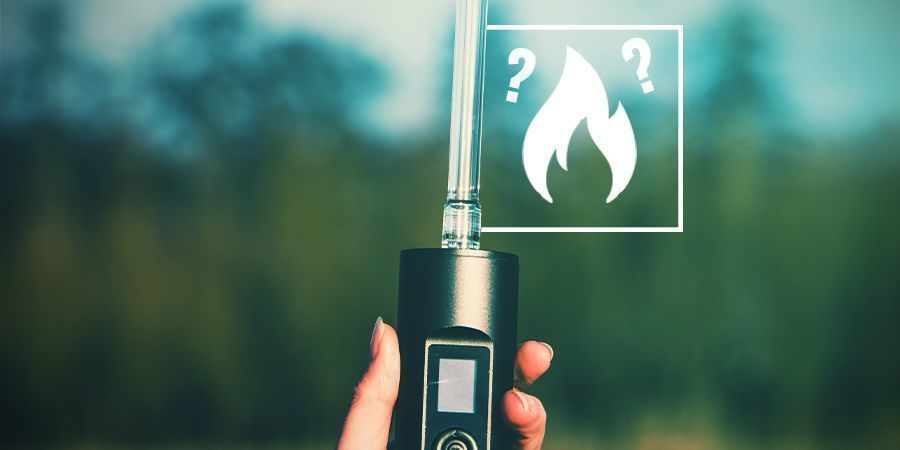 Why Would You Do a Vaporizer Burn Off?