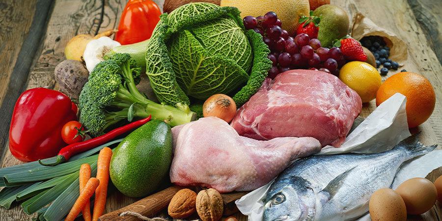 Ejemplos De Alimentos Paleo
