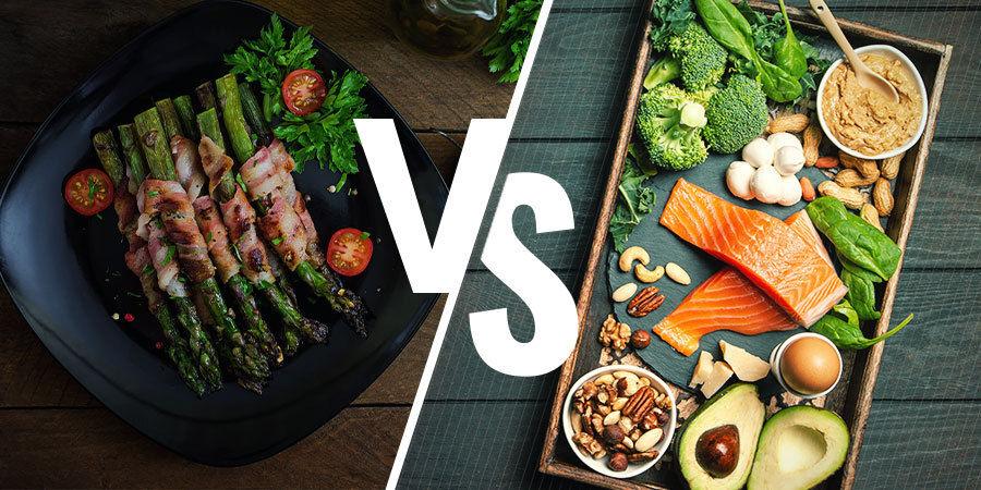 ¿Qué Es Más Adecuado Para Ti, La Dieta Paleo O La Dieta Keto?