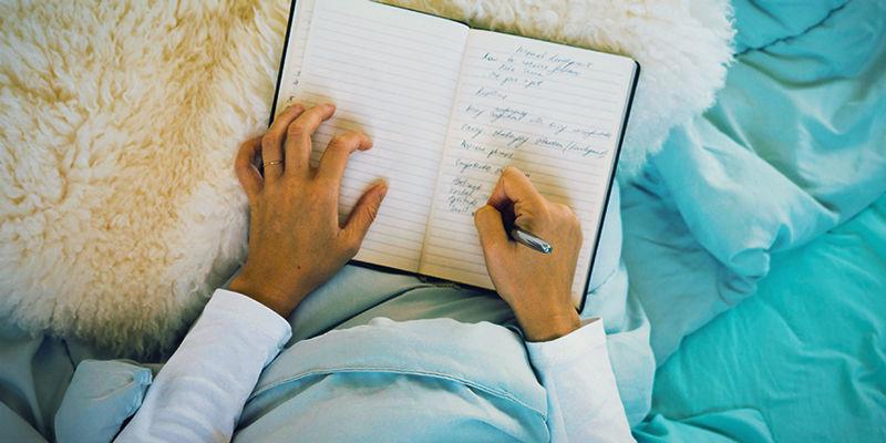 Cómo Llevar Un Diario De Sueños: Después De Soñar