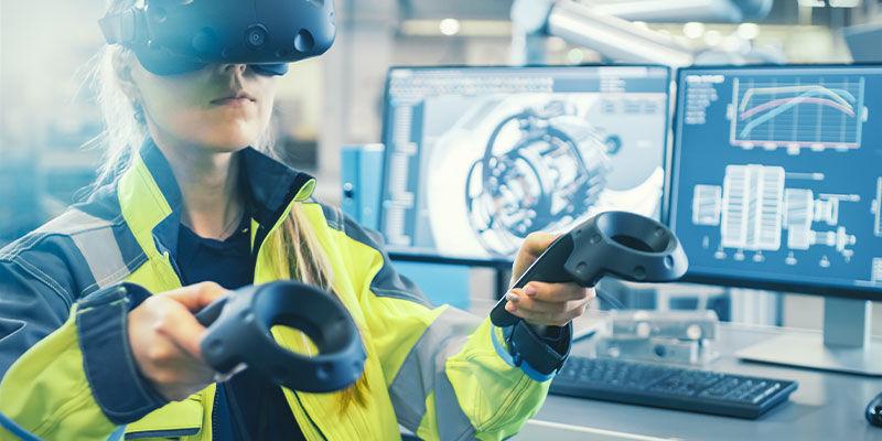 ¿Para Qué Se Utiliza La Realidad Virtual?