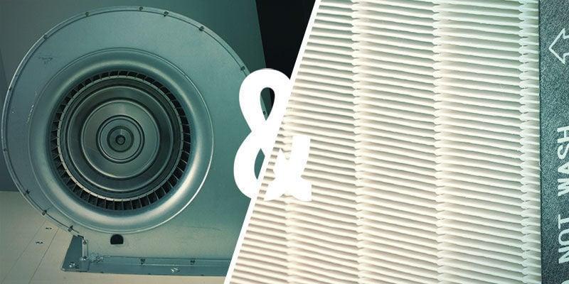 Cómo Encontrar Un Filtro Adecuado Para El Ventilador Centrífugo