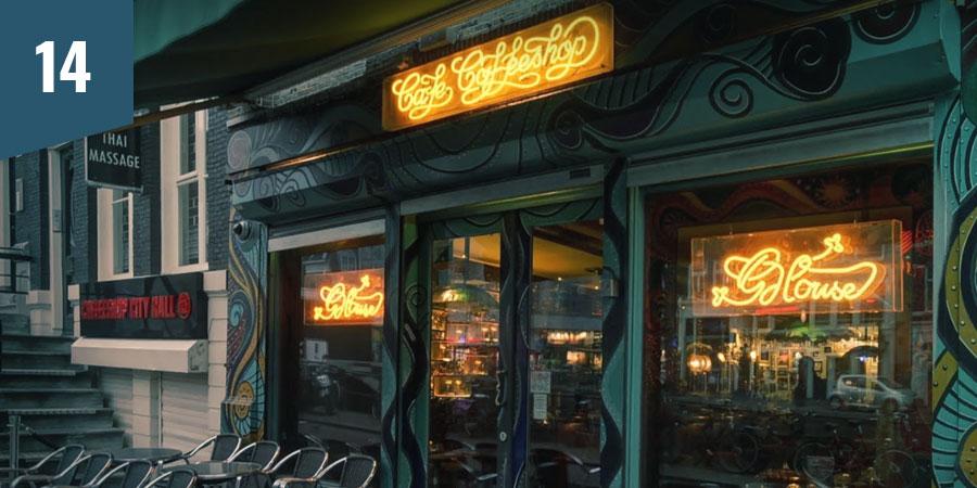 Green House Coffeeshop Amsterdam