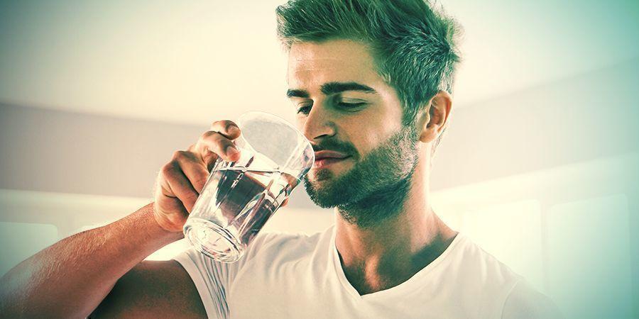 Resaca: Mantente Hidratado