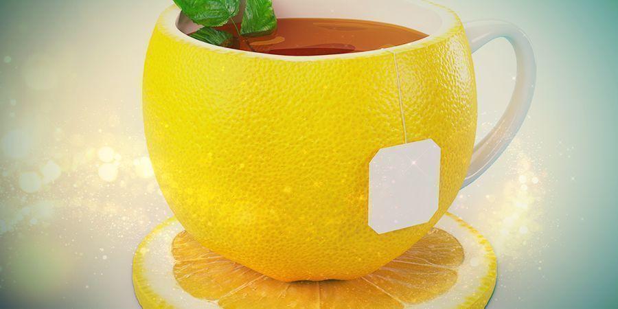 Elixir De Trufas Al Limón
