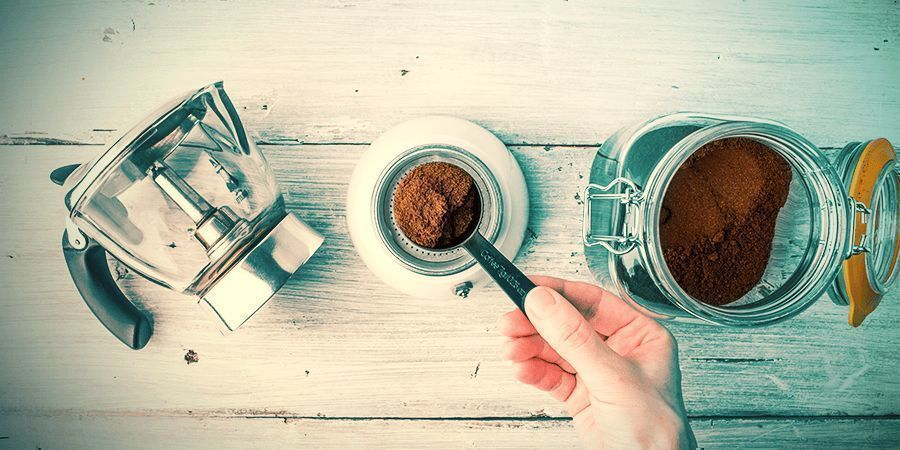 Receta de café con cannabis