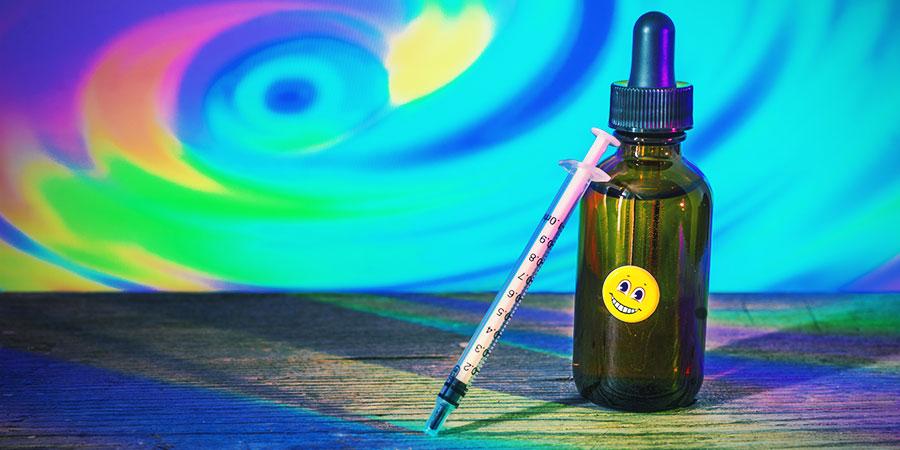 Microdosis De LSD