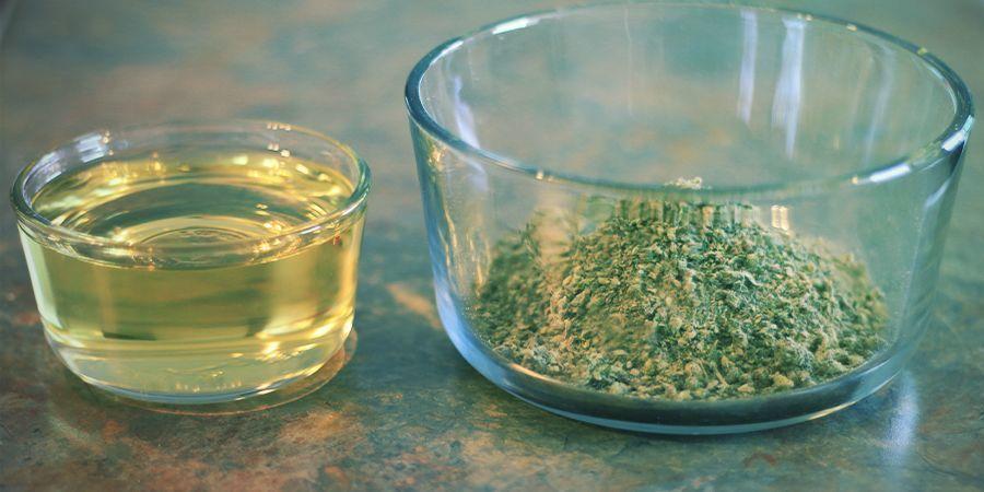 Cómo Preparar Aceite De Oliva Con Marihuana: Ingredientes Y Materiales