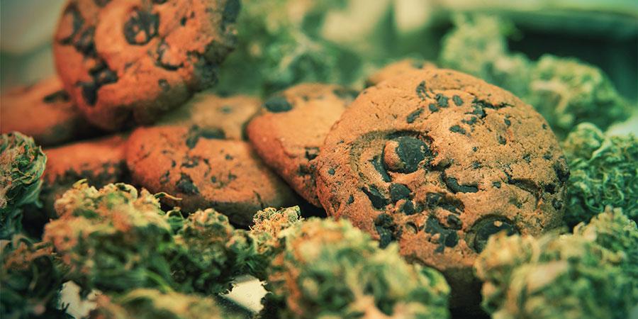 Consumir Comestibles Puede Fomentar La Naturaleza Psicodélica del Cannabis