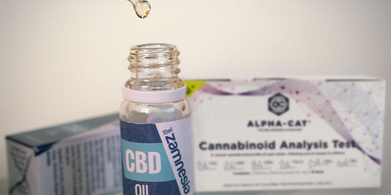 ¿Puede El CBD Detectarse En Un Control De Drogas?