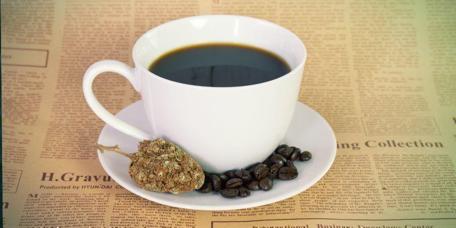 ¿QUÉ PASA CUANDO MEZCLAS MARIHUANA Y CAFEÍNA?
