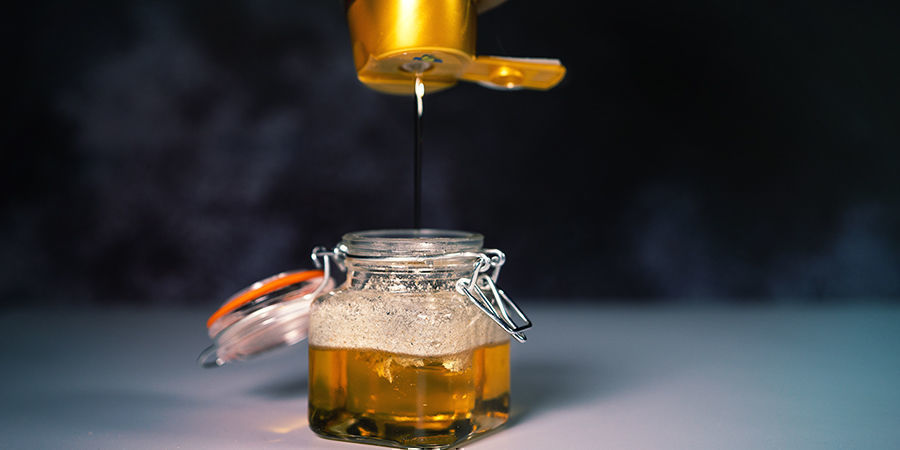 Miel Azul: ¿Se Puede Sustituir La Miel Por Agave?
