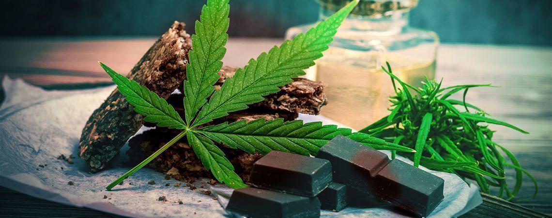 Chocolate Con Cannabis
