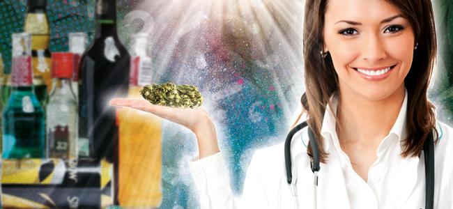 La Marihuana Es Una Droga Peligrosa