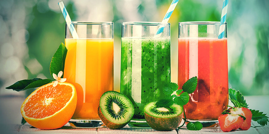 Alternativas Al Agua Del Bong: Zumo De Frutas