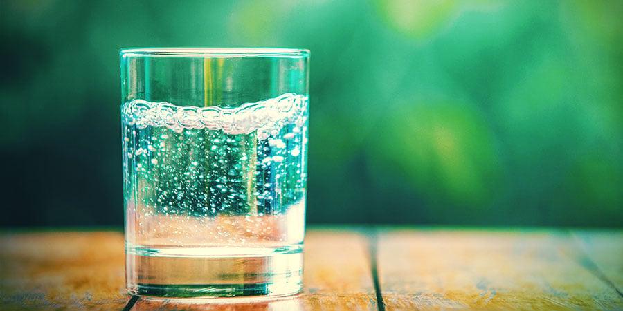 Alternativas Al Agua Del Bong: Agua Carbonatada