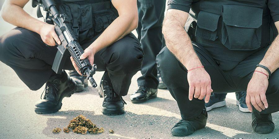 POLÍTICAS ANTIDROGAS EN LOS ESTADOS UNIDOS