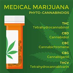 Cannabinoides médicos