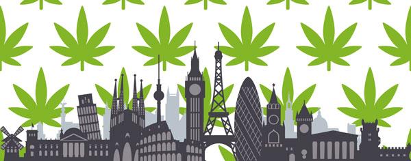 Cannabis en Europa