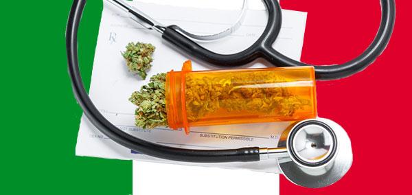 Médico cannabis italia