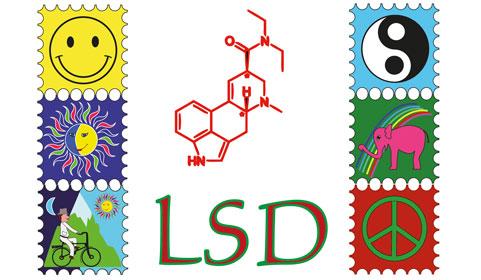 Papel LSD