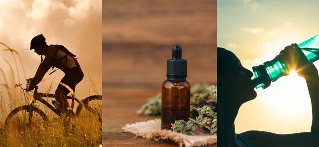 Cómo curar una resaca de cannabis?