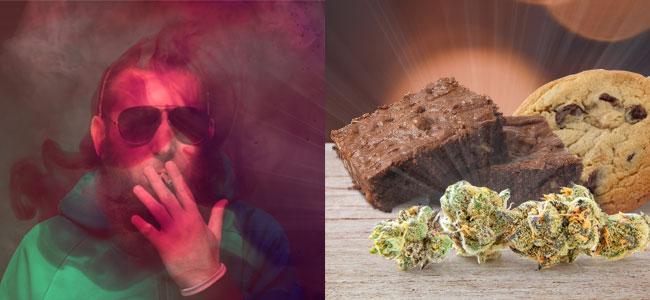 Por qué se sufre una resaca de cannabis?