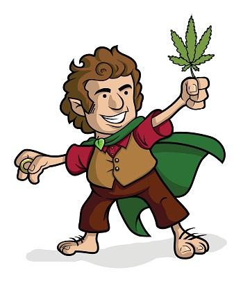 Hobbit marihuana