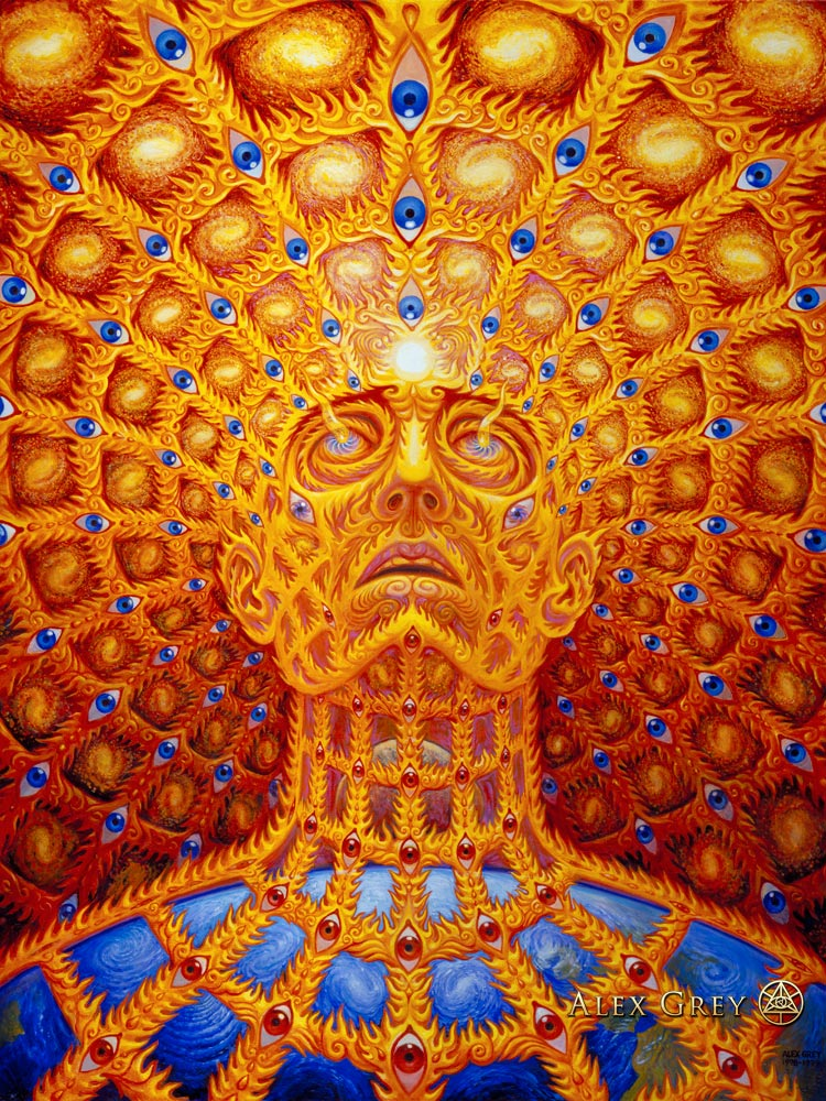 Alex Grey - Oversoul
