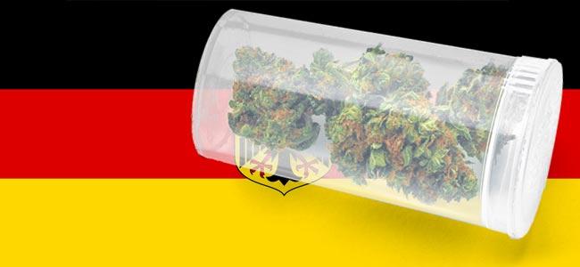 Marihuana Medicinal Legal en Alemania