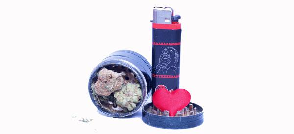 Amor de cannabis