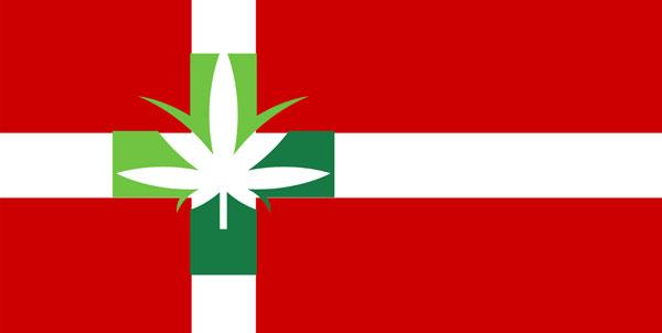 Dinamarca cannabis medicinal