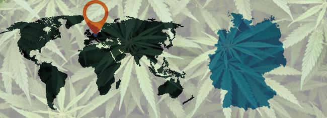 Alemania en el mundo del cannabis