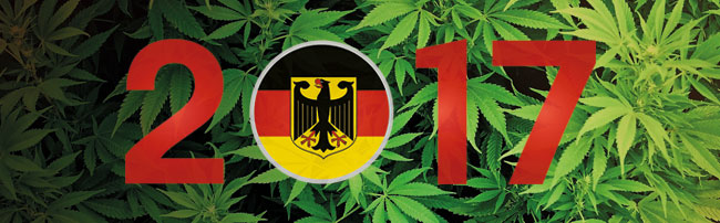Cannabis Alemania 2017