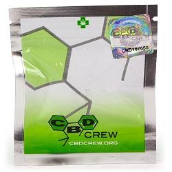 CBD Crew embalaje