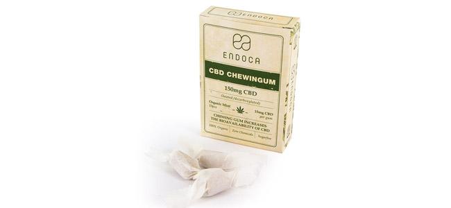 Endoca CBD Chewinggum