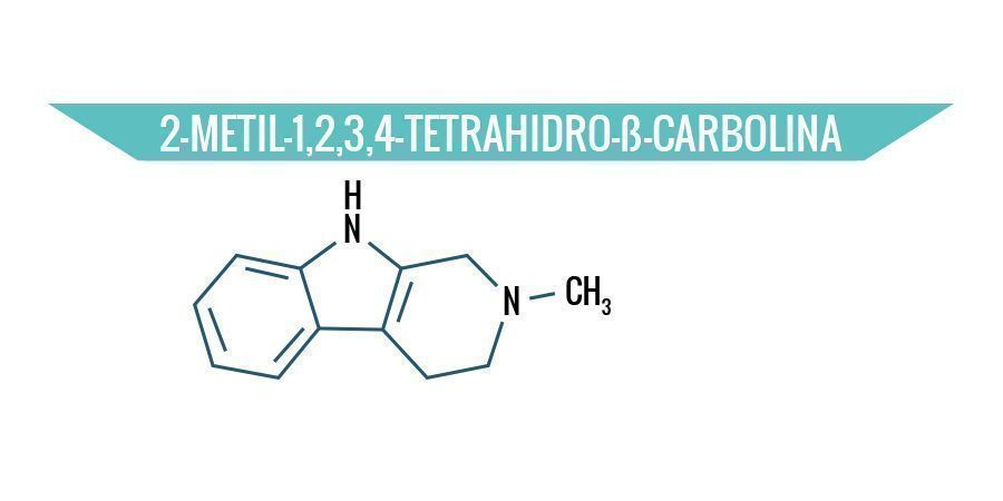 2-Metil-1,2,3,4-tetrahidro-β-carbolina