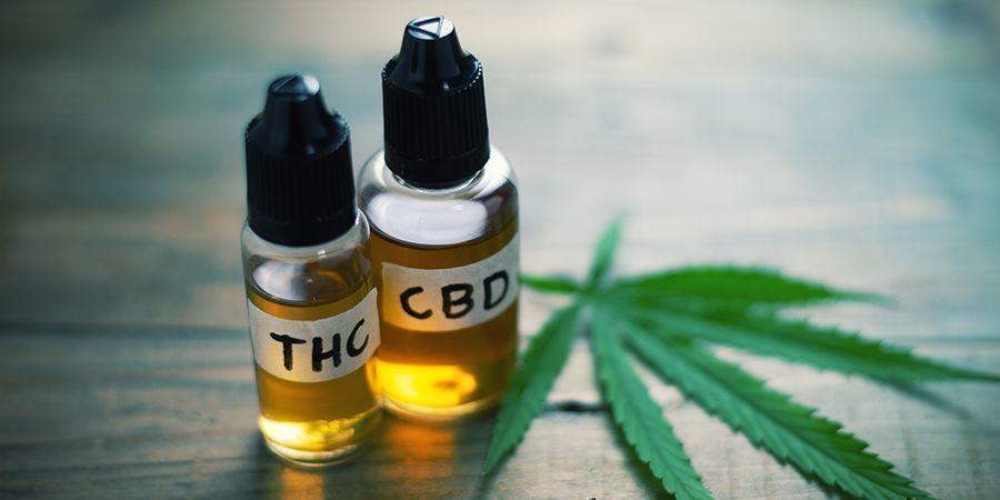 Cómo Afecta El CBD Al THC