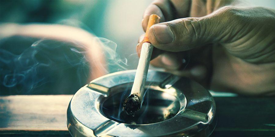 No más humo ni ceniceros malolientes
