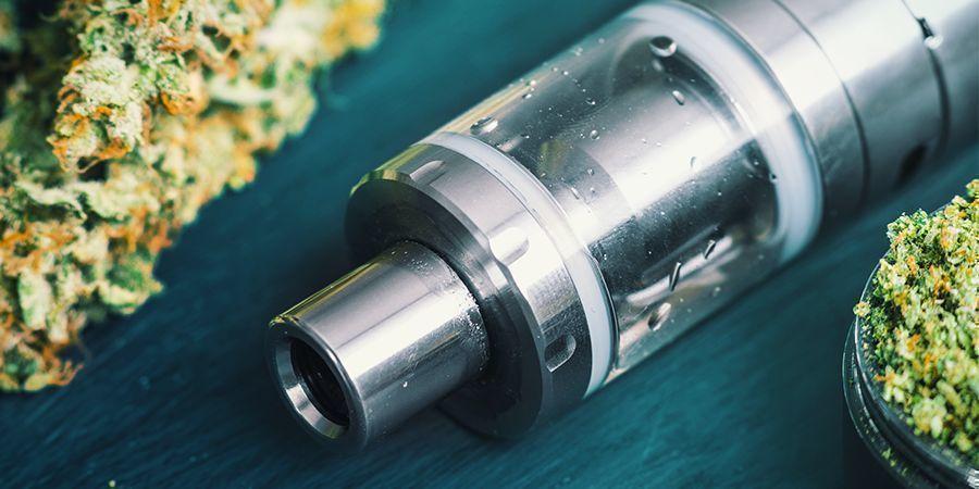 el vaporizador permite un excelente control de la dosis