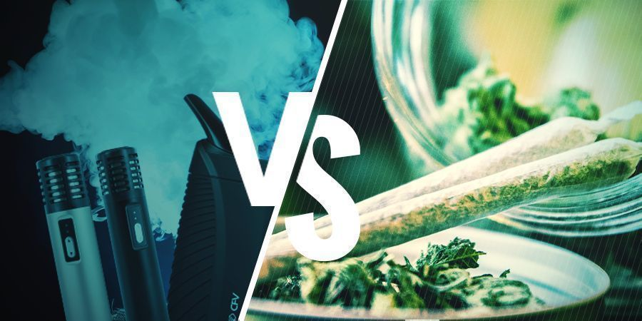 The Difference Between Smoke And Vapor