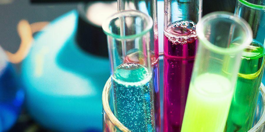 Química Del Loto Azul