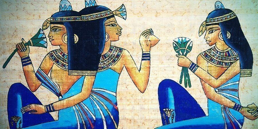 Historia Del Loto Azul
