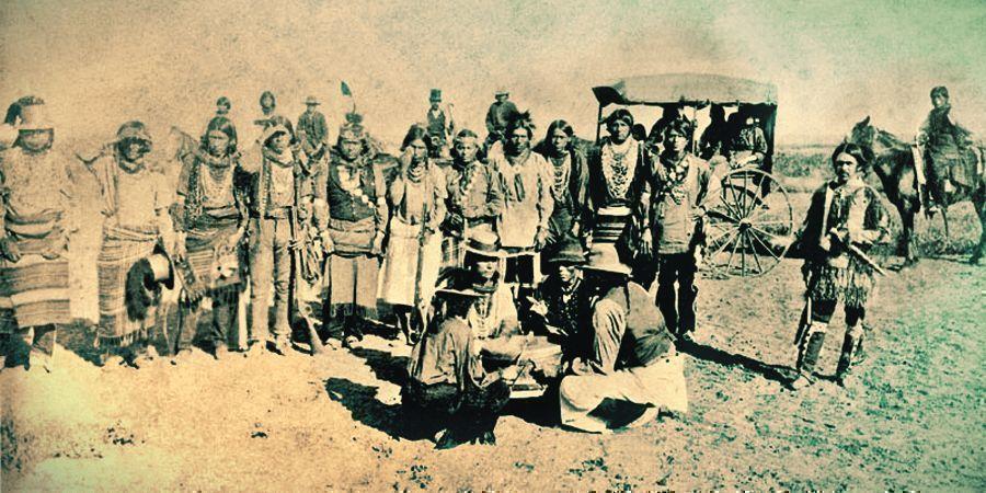 Origen del uso del peyote