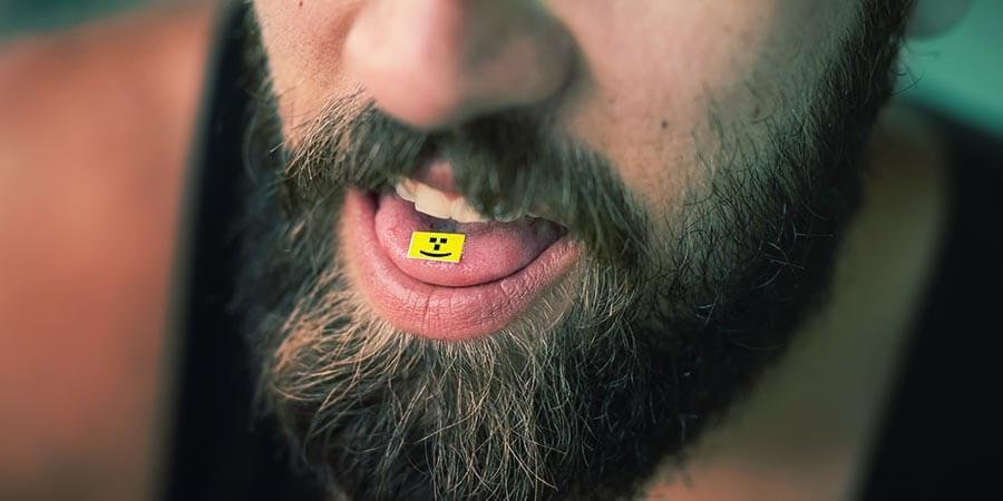 CÓMO SE MICRODOSIFICA EL LSD