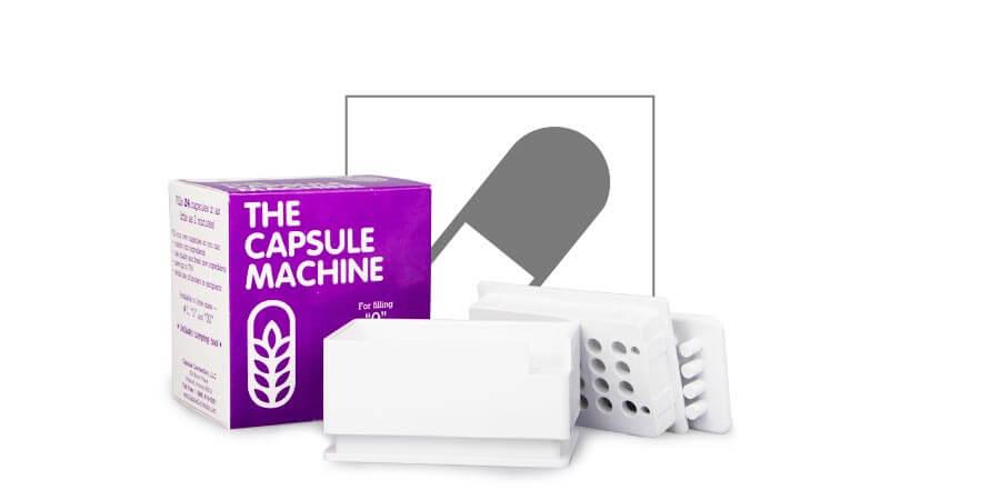 VP Capsule Machine