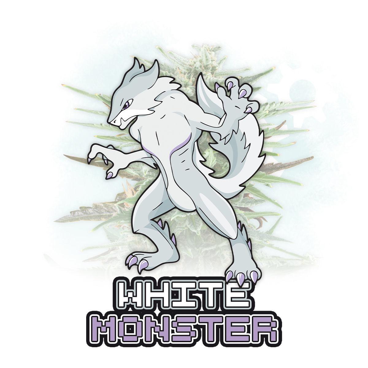 White Monster Automatic (Zamnesia Seeds)