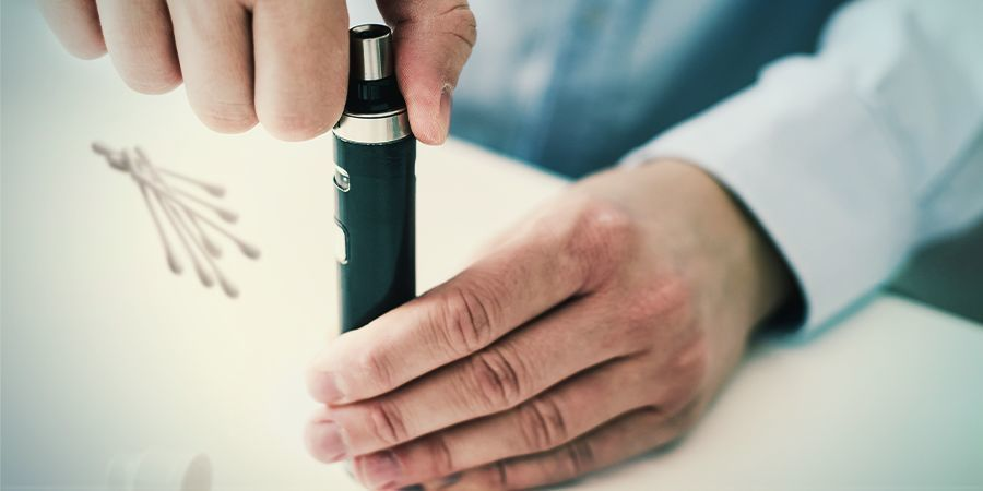 Prácticas Recomendadas Para El Uso De Un Vaporizador Bolígrafo