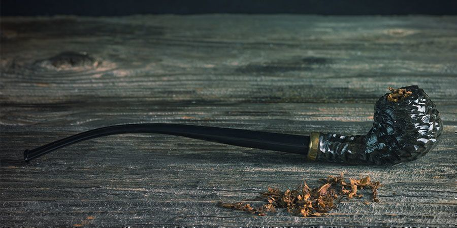 Tipos De Pipa Para Fumar Marihuana: Gandalf